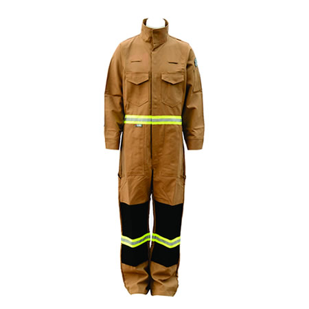 Armour Ready Brown Duck Coverall