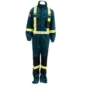 Armour Ready Coverall 7 oz - Dark Green