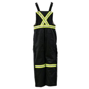Armour Ready Insulated Bib Overall - Black