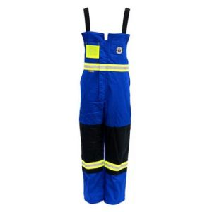 Armour Ready Insulated Bib Overall - Royal Blue