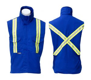 Pro Insulated Vest - Royal Blue