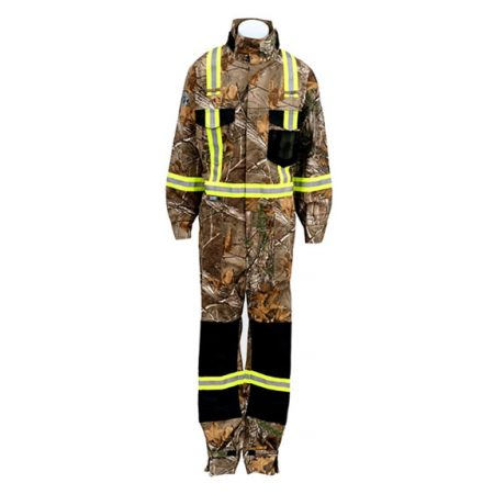 Armour Ready Realtree Green Camo Coverall