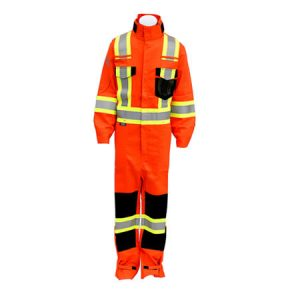 Armour Ready Coverall 9 oz - Orange