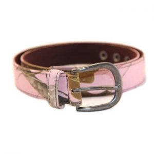 Armour Ready Realtree Pink Camo Belt