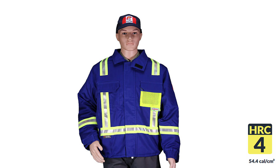 Armour Ready Insulated Bomber – Royal Blue