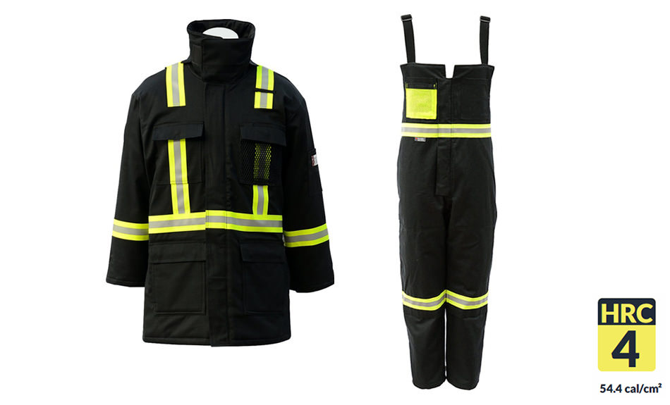 Armour Ready Insulated Bib & Parka Combo