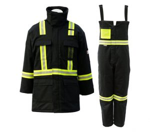 Armour Ready Insulated Bib & Parka Combo - Black