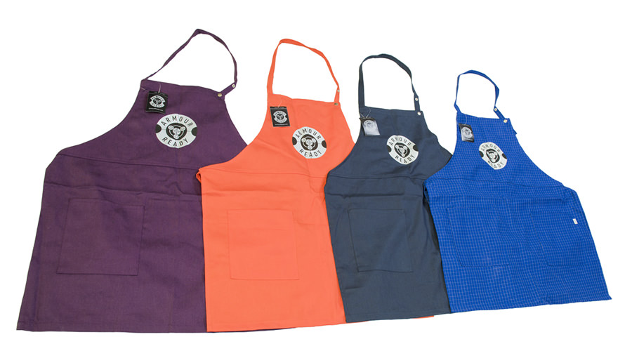 Armour Ready Aprons