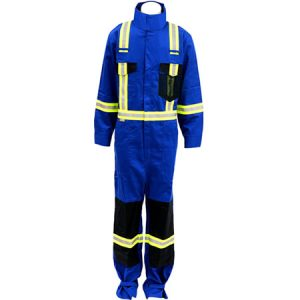 Armour Ready Coverall 9 oz - Royal Blue
