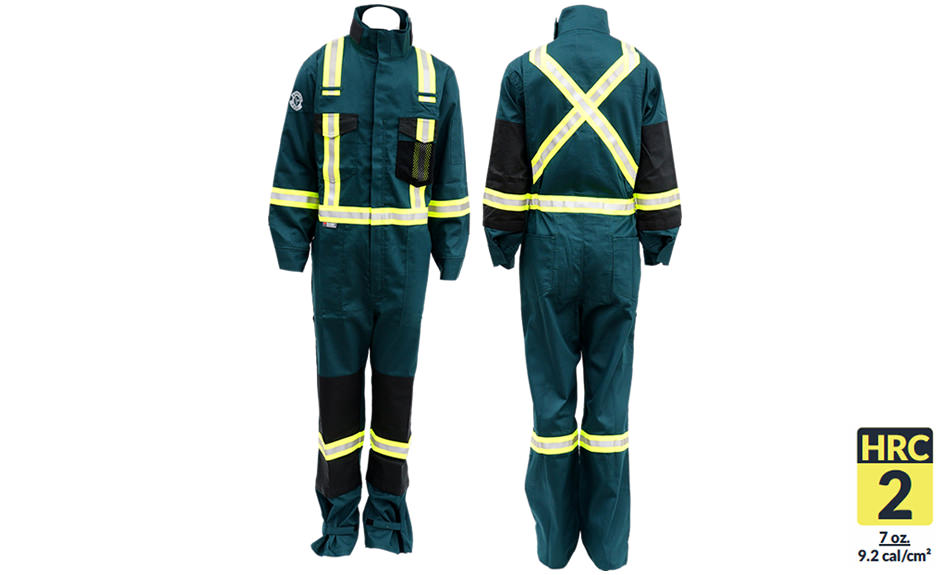 Armour Ready Coverall - Dark Gren