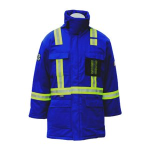 Armour Ready Insulated Parka - Royal Blue