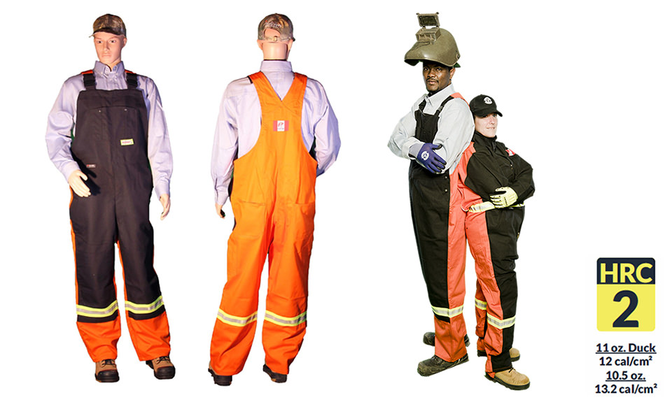 Armour Ready Welder Bib Overall