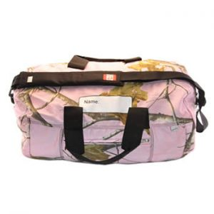 Armour Ready Realtree Duffle Bag - Pink