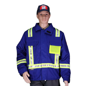 Armour Ready Insulated Bomber - Royal Blue